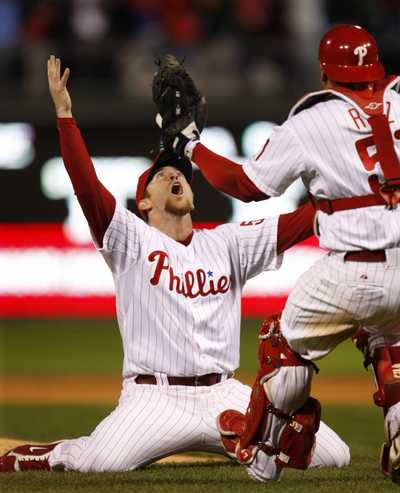 2008 World Champion Philadelphia Phillies